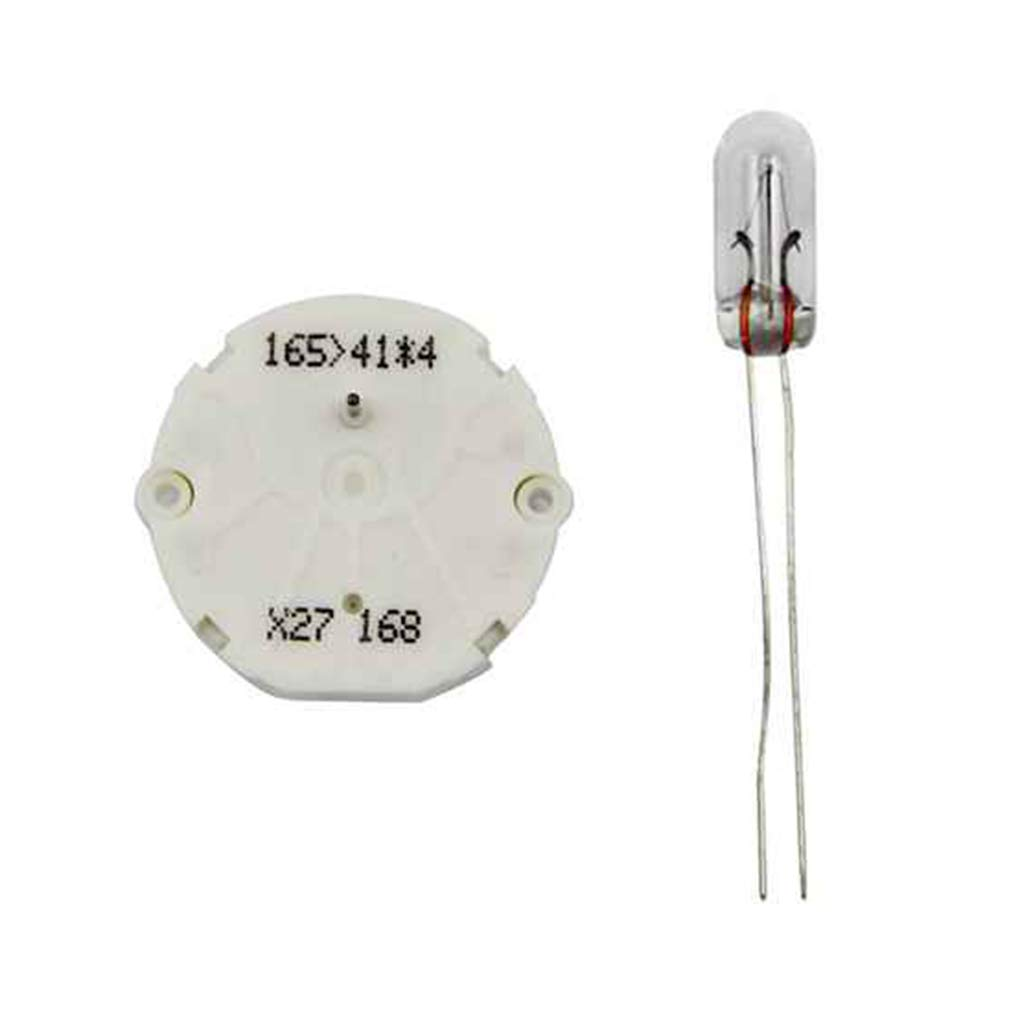 Beaums 6PCS Replacemen para GM GMC Motor de Pasos del veloc/ímetro Kit Medidor de reparaci/ón Grupo de Instrumentos 10PCS Bulbos