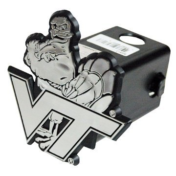 (NCAA Virginia Tech Hokies Car Trailer Hitch Cover)