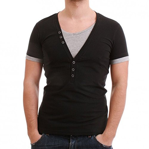 Carisma T-Shirt Men - T-202 - Black