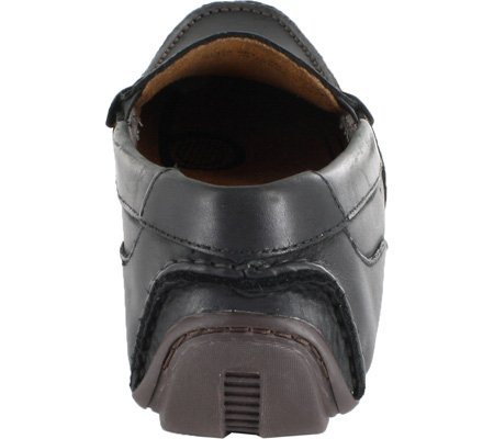 Mocassino Slip-on Uomo Nunn Bush Nero