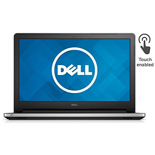 Dell Inspiron I5558 Premium Laptop PC, 15.6-inch HD LED Backlit Touchscreen Display, Intel Core i7-5500U, 8GB DDR3L Memory, 1TB Hard...