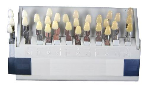Usde Dental Teeth Whitening Shade Guide Professional Vita 3d Master