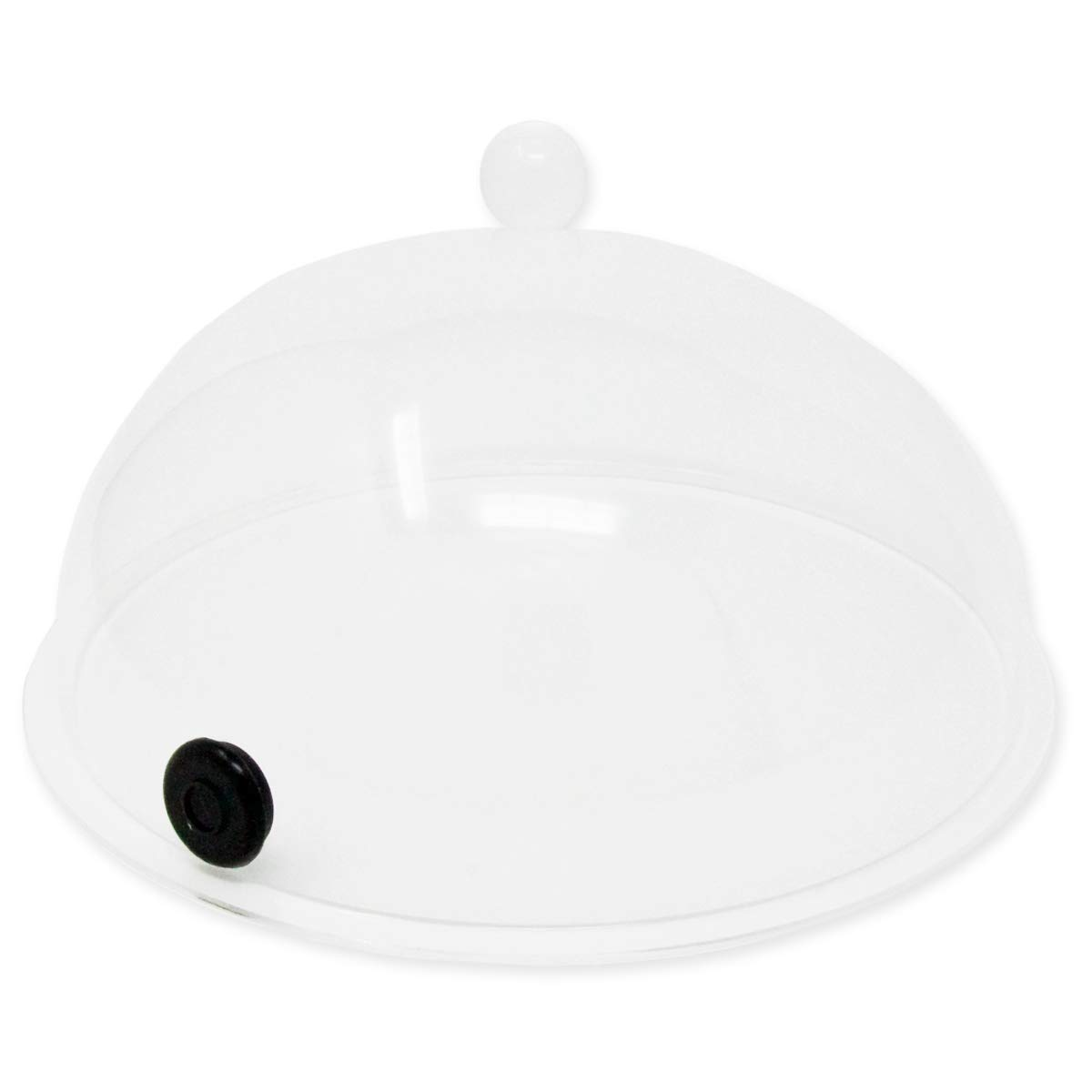 CHICBLE Smoking Cloche Dome Cover - for Smoke Infuser Specialized Accessory for Smoker Gun Smoking Infusion Plates, Bowls and Glasses, Transparent by CHICBLE
