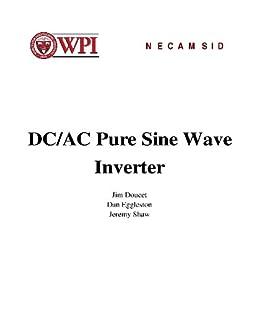 dc ac pure sine wave inverter with description, design, circuit