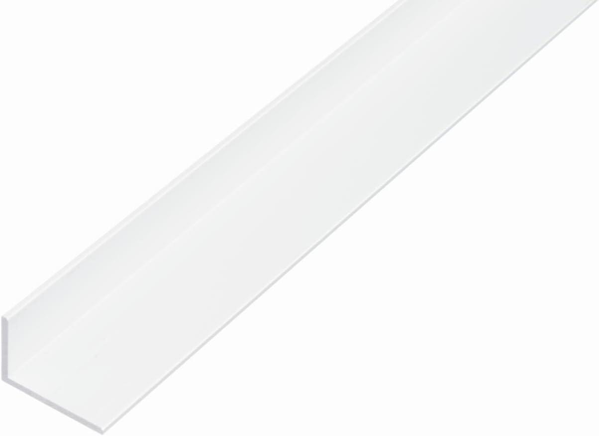 1000 x 25 x 20 mm Blanc GAH Alberts 479244 Corni/ère