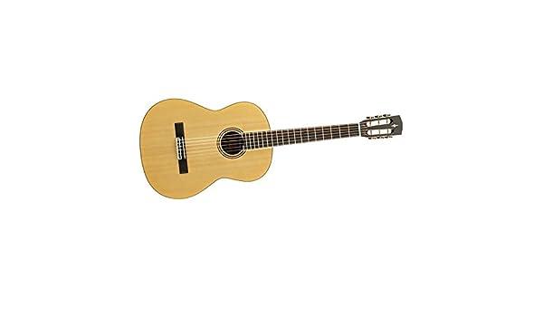 Alvarez RC26 – Guitarra de conciertos con funda, sintonizador ...