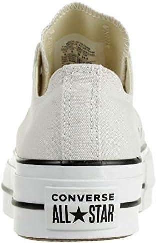 Converse All Star Lift Ox Mujer Zapatillas Natural