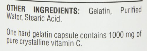 Twinlab C-1000 Caps, 1000mg, 250 Capsules (Pack of 2) by Twinlab (Image #2)