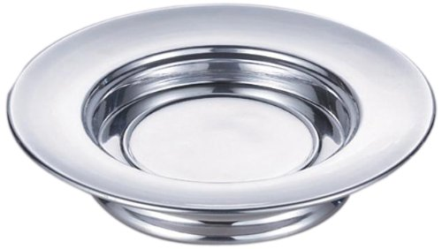 Polished Aluminum Stacking Bread Plate (Communion Bread Plate)