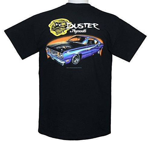 plymouth-duster-t-shirt-100-cotton-preshrunk-black-by-johny-rockstar