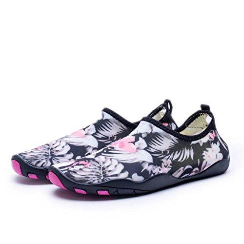 Water Beach Swimming Shoes Men Fishing Wading Sports Walking Shoes Sneakers Barefoot Shoes Summer Women Aqua Outdoor dvrqvTw6Bx