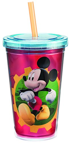 Disney Jr. Mickey Mouse Club 12 Oz. Travel Cup
