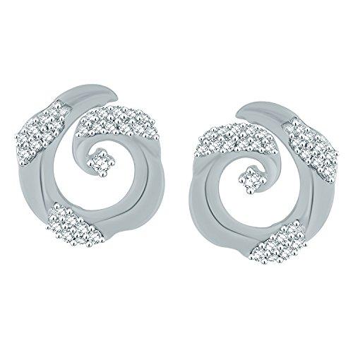 Giantti Diamant Pendentif Femme Collier (0.1964CT, qualité HSI, Gh-colour)