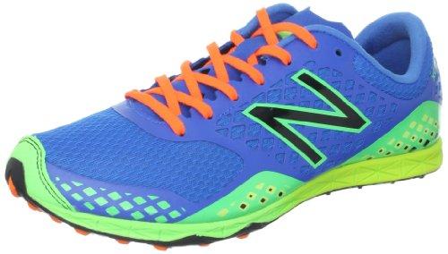 New Balance Herren MXCS900 Spike Laufschuh Blau Gelb