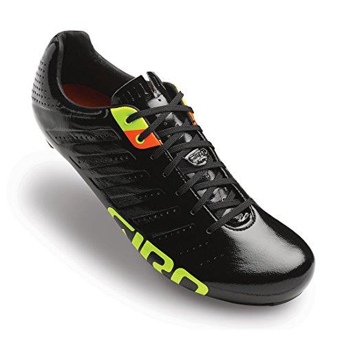 Giro Empire SLX Shoes Men Black/Lime Größe 43 2016 Schuhe