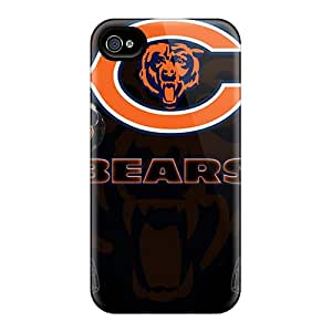 Awesome Chicago Bears Flip Cases With Fashion Design For Iphone 6