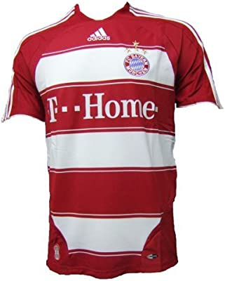 adidas FC Bayern Múnich - Camiseta para niño, talla 164: Amazon.es: Deportes y aire libre