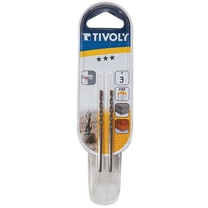 Tivoly 10900220400 Foret b/éton Pro /Ø 04 mm