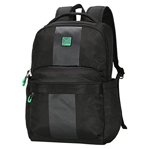 Bolsa de hombro ligera de gran capacidad , mochila de viaje de ocio-C B