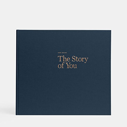 Artifact Uprising Baby Book Photo Album | Baby's First Year Memory Book (Midnight Blue) ()