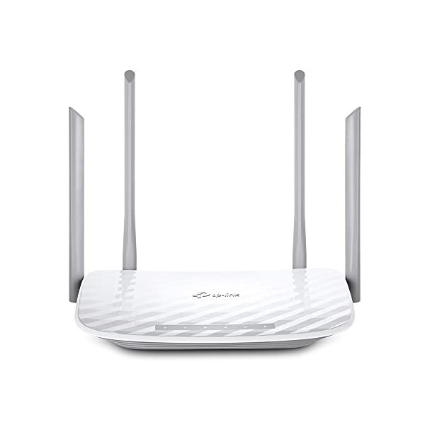 TP-Link Archer A5 AC1200 WiFi Dual Band, Supports IGMP Proxy/Snooping, Bridge and Tag VLAN to optimize IPTV Streaming… 2021 August Dual Band WiFi speed — Simultaneous 2.4GHz 300 Mbps and 5GHz 867 Mbps connections for 1200 Mbps of total available bandwidth; supports 802.11ac standard. Ultimate Range Wi-Fi — 4 external antennas provide stable wireless connections and optimal coverage IGMP Proxy — Supports IGMP Proxy/Snooping, Bridge and Tag VLAN to optimize IPTV streaming