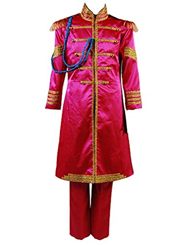 TISEA Adult Mens Band Club Cosplay Costume Halloween Suit (Custom Made, (Custom Made Halloween Costumes For Men)