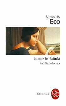 Lector in fabula par Eco