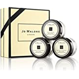 Jo Malone Set of 3 DIFFERENT SCENTS TRAVEL SIZE body cream 0.5 oz / 15 mL each (Set of 3)