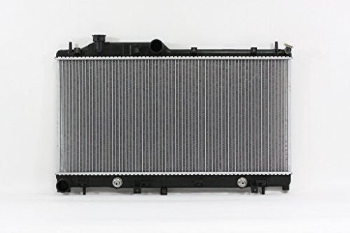 Radiator - Cooling Direct For/Fit 2777 05-09 Subaru Legacy / Outback 08-11 Impreza AT 4cy w/o Turbo PTAC
