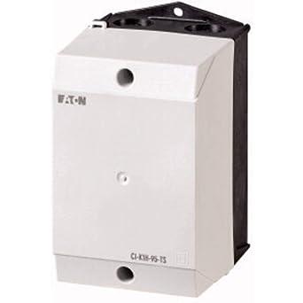 Eaton CI-K1H-95-TS Caja de Material Aislante, 120 mm x 80 mm x 95 ...