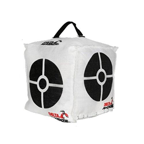 Delta Targets Box Bag Target, White (Delta Target Deer)