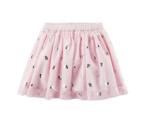 (Carter's Girls' 2T-4T Bow Tutu Skirt 2T)