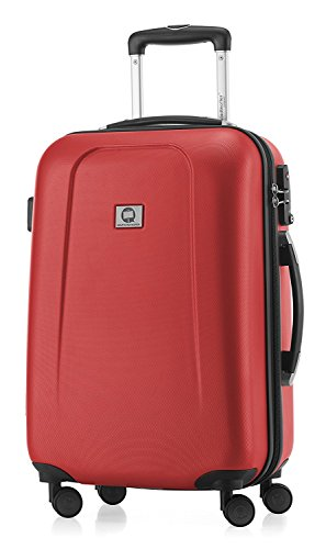 "HAUPTSTADTKOFFER - Wedding - Set of 3 Hard-side Luggage Glossy Suitcase Hardside Spinner Trolley Expandable (20"", 24"" & 28"") TSA Red by Hauptstadtkoffer (Image #1)"