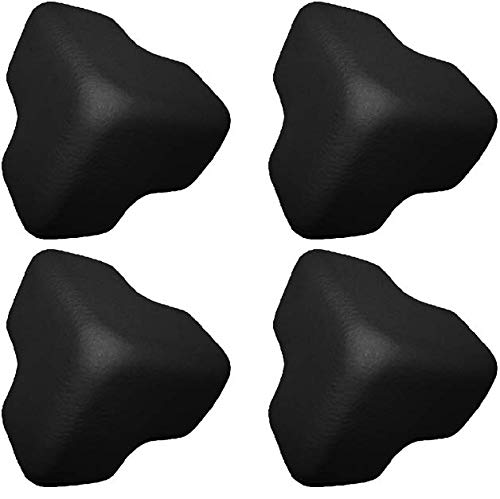 Boing Safety | 3D Jumbo Foam Corner Guards | 4 Pack | Black by BOINGSAFETY.COM (Image #7)