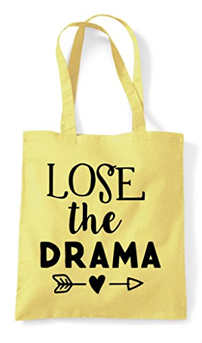 The Lemon Tote Shopper Lose Drama Bag xw8vH7wpq