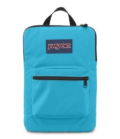 "Jansport 15"" Padded Laptop/Tablet Sleeve, Mammoth Blue"