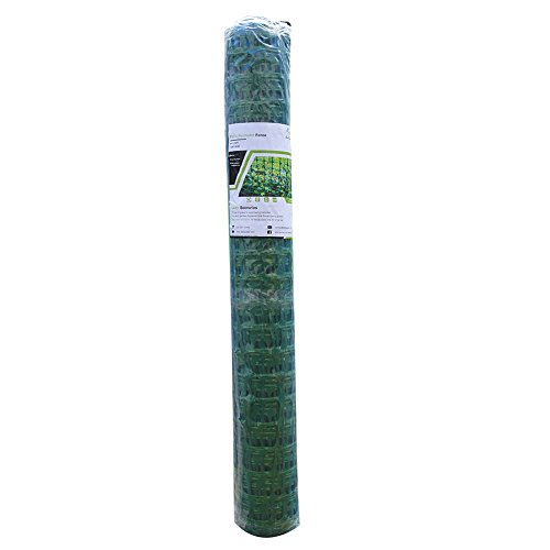 Abba Patio Guardian Safety Netting Fence, Green, 4 x 100 Ft by Abba Patio