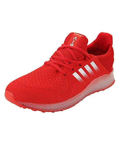 Air Sport Running Shoes Colour Red