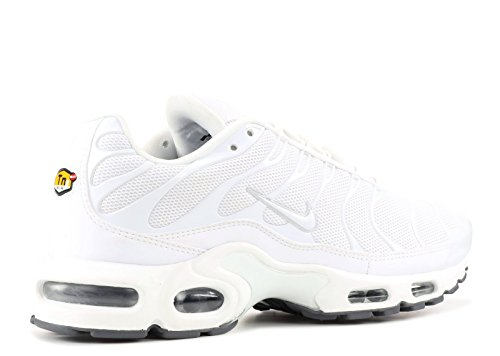 detailed look 149eb a7781 ... Nike Air Max Plus, Zapatillas de Running para Hombre Blanco  (white white-