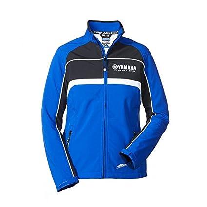 Yamaha Paddock Blue Mujer Chaqueta Softshell (S, M, L, XL ...