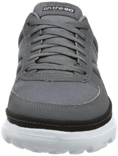skechers ON THE GO - COURT - Zapatillas de deporte para hombre Gris
