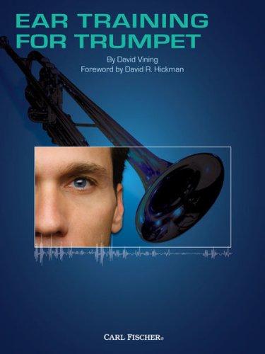 Carl Fischer Ear Training for Trumpet Book -