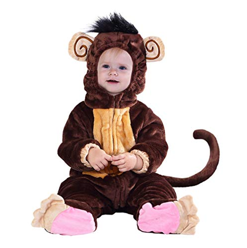Hsctek Kids' and Baby Costumes, Baby Monkey
