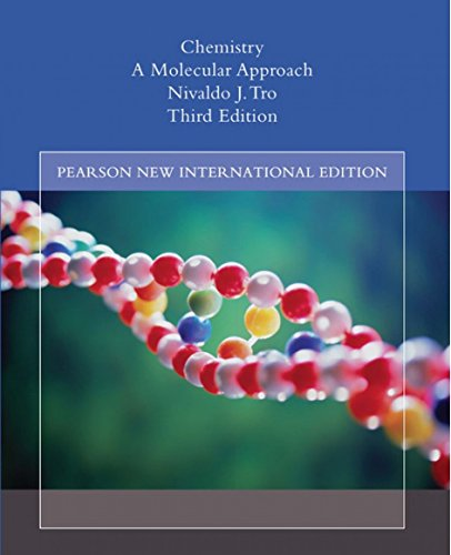 Chemistry: A Molecular Approach (3rd Ed) [INTERNATIONAL PAPERBACK]