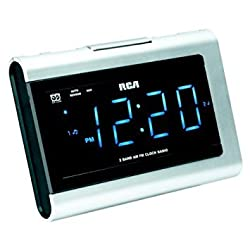 RP5435 Dual Wake AM/FM Clock Radio