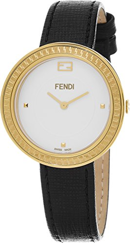 Buy fendi white leather dress - 9