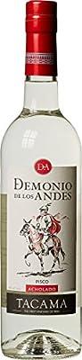 Pisco Demonio de los Andes: Amazon.es: Alimentación y bebidas