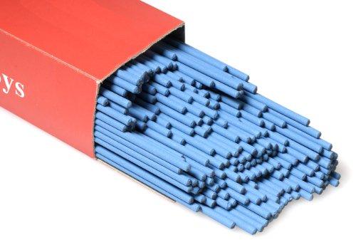 Aparoli 841377 MT - RC 3 Professional Non-Alloy Pencil Electrodes Diameter 4.0 mm 4.4 kg Blue