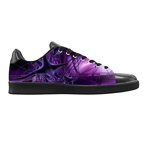 Dalliy Custom 3D Format Mens Canvas Shoes Schuhe Lace-Up High-Top Sneakers Segeltuchschuhe Leinwand-Schuh-Turnschuhe E