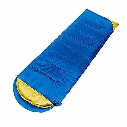 SUHAGN Saco de dormir 15/08°C Bolsa De Dormir Camping Exterior De Adultos